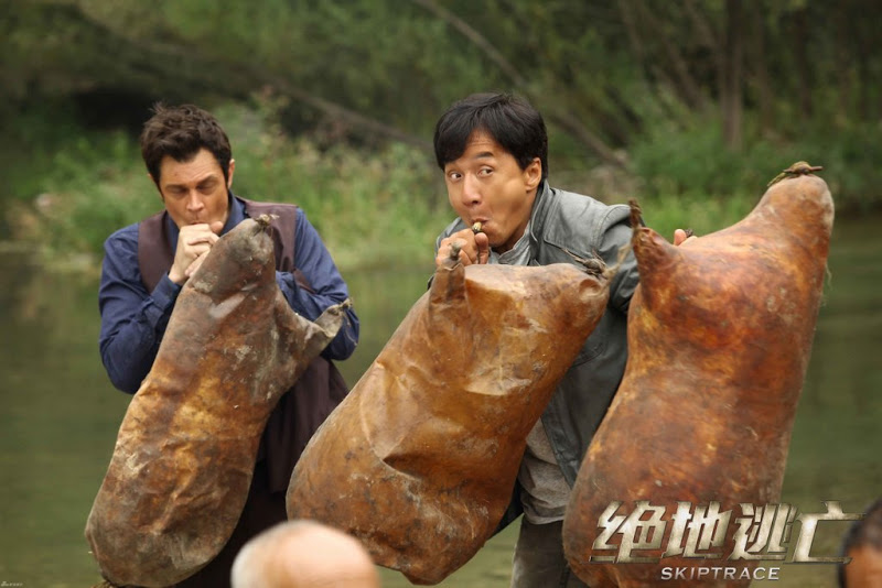 Фильм джеки чана телохранитель игра путешествие губка боба