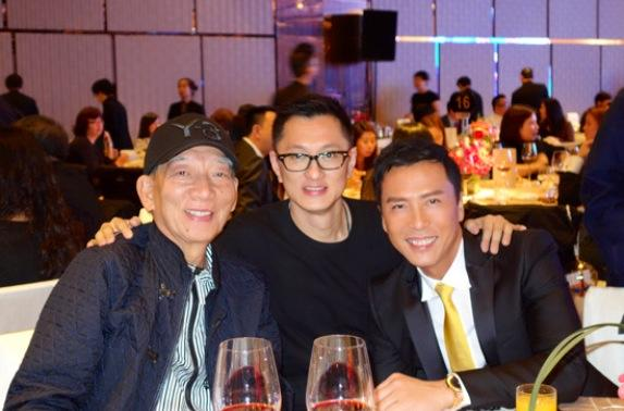 Donnie Yen Wilson Yip and Yuen Woo Ping