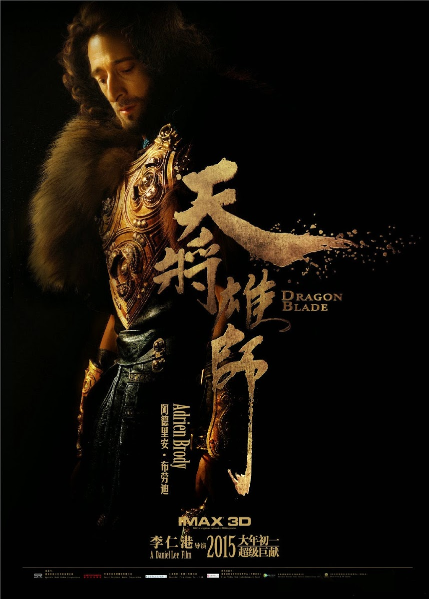 Dragon Blade Character Posters - 5