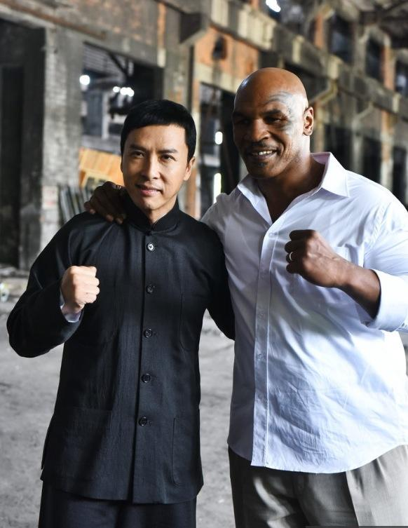 Mike and Donnie Ip Man 3
