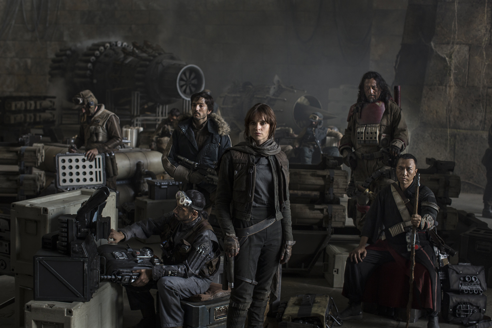 star wars rogue one movie cast image 1